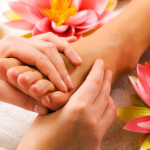 Foot massage woking