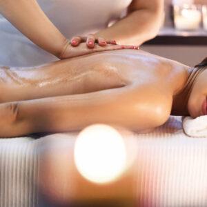 Swedish massage Woking